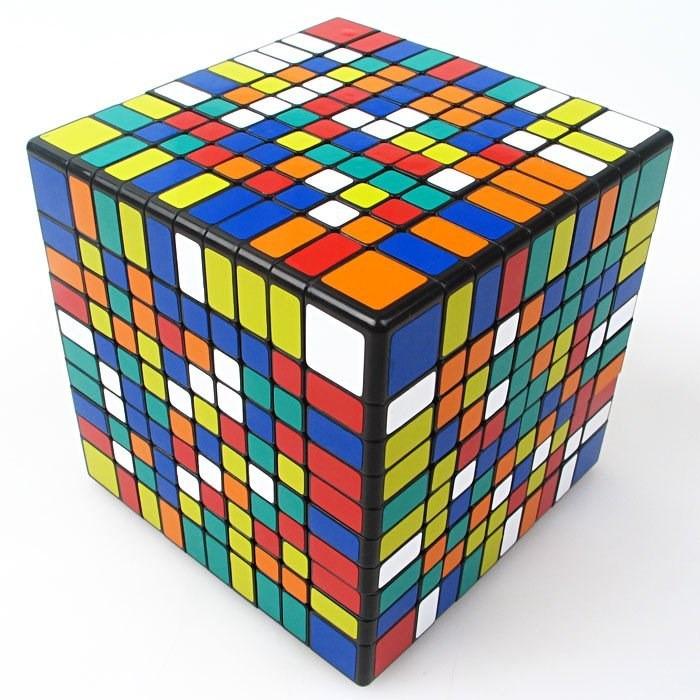 Cubo Mágico 10x10