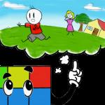 Montar Cubo Mágico com histórias
