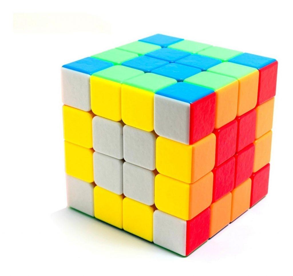 Cubo Mágico 4x4