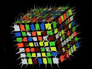 Cubo Mágico 7x7