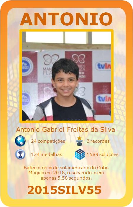 Antonio Gabriel