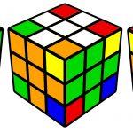 Cubo Mágico vendado