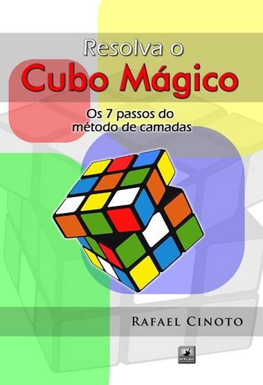 Livro Montar Cubo Mágico
