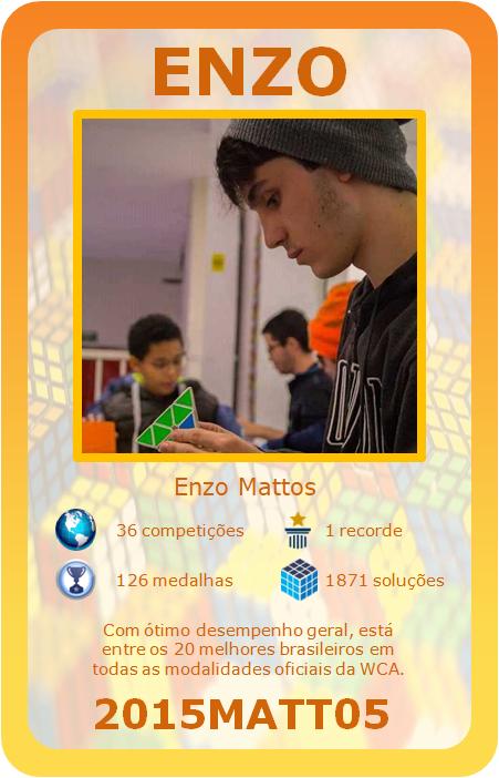 Enzo Mattos