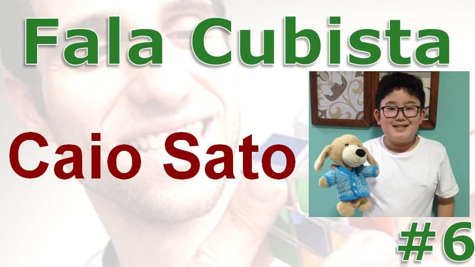 Fala Cubista: Caio Sato