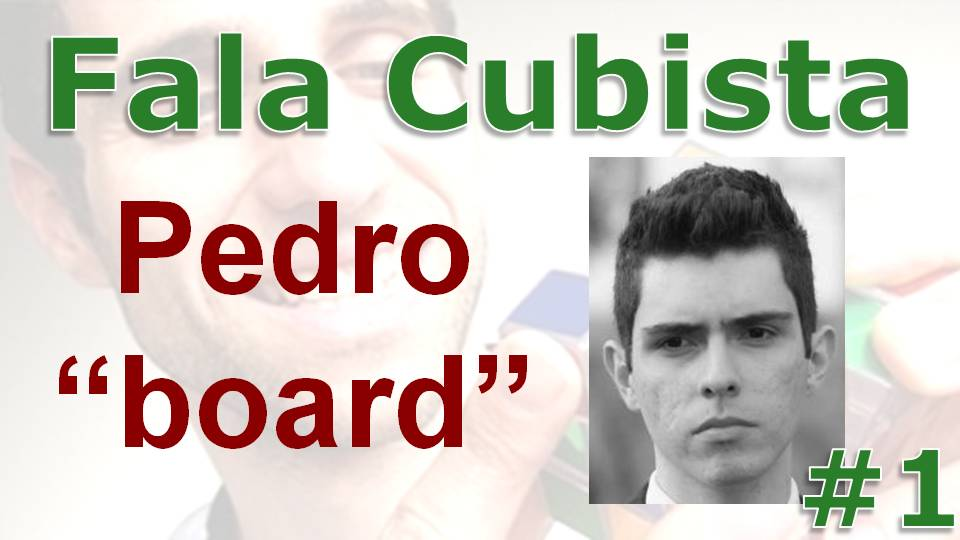 Fala Cubista: Pedro Santos