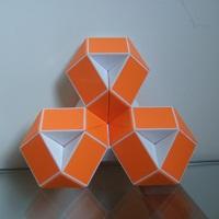 3 círculos Rubik's Twist