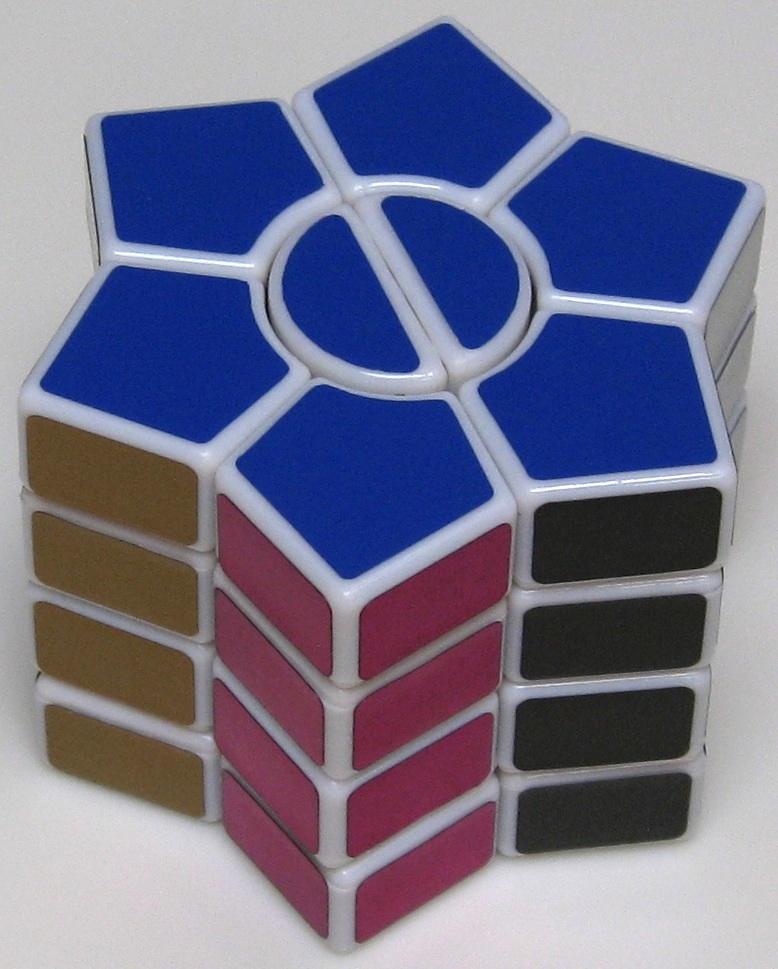 Super Square-1 Star Prisma