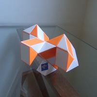 Águia Rubik's Twist