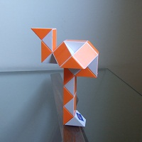 Avestruz Rubik's Twist