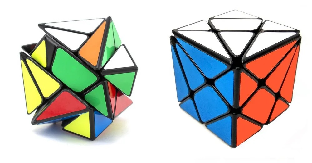 Axis Cube Stone