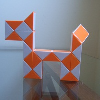 Cachorro Rubik's Twist