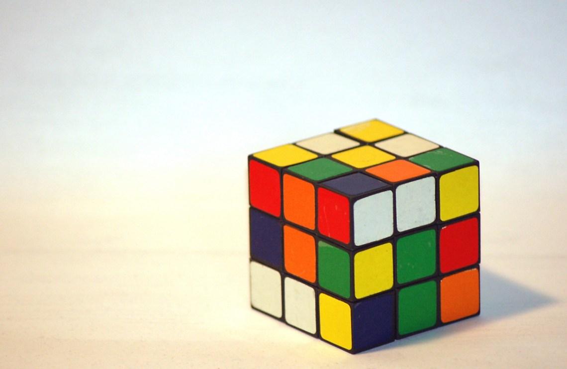 Cubo Mágico de 1,99
