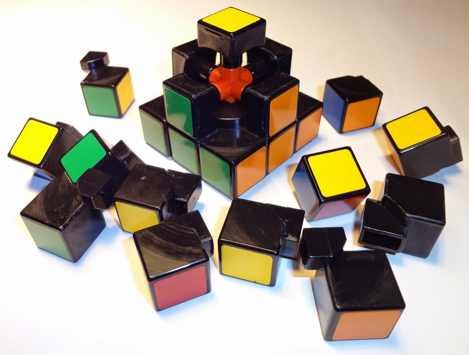 Cubo Mágico da Rubik