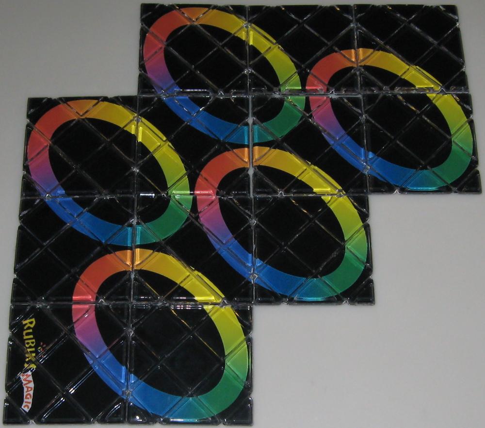 Rubik's Master Magic
