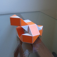 Sapo Rubik's Twist