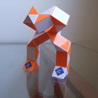 Transformer Rubik's Twist